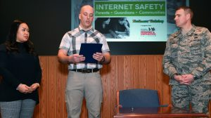 Seminar on internet safety