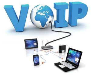 VoIP connecting to devices